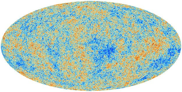 The Universe's Cosmic Microwave Background