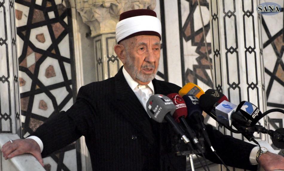Sheikh al-Buti