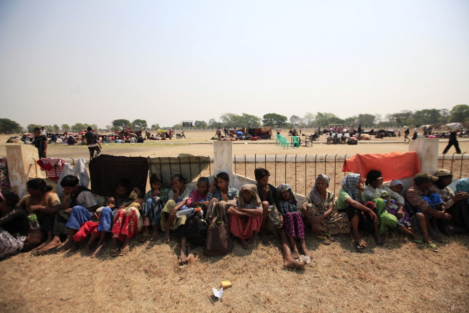 Violence in Myanmar