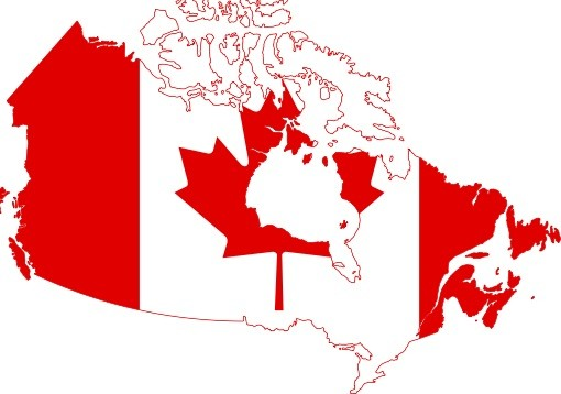 canada map (Wiki Commons)