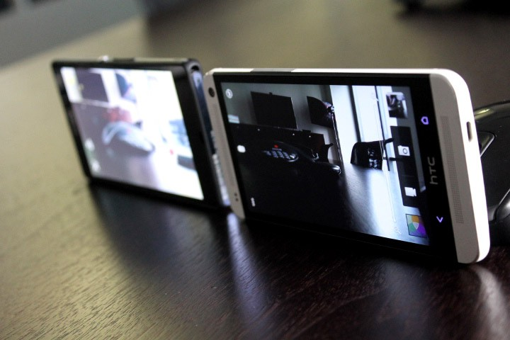 HTC One Versus Sony Xperia Z