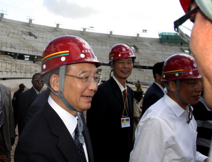 Tanzania China