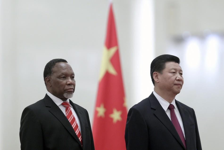 Xi Jinping Africa