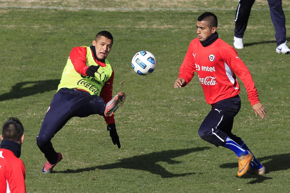 Sanchez and Vidal
