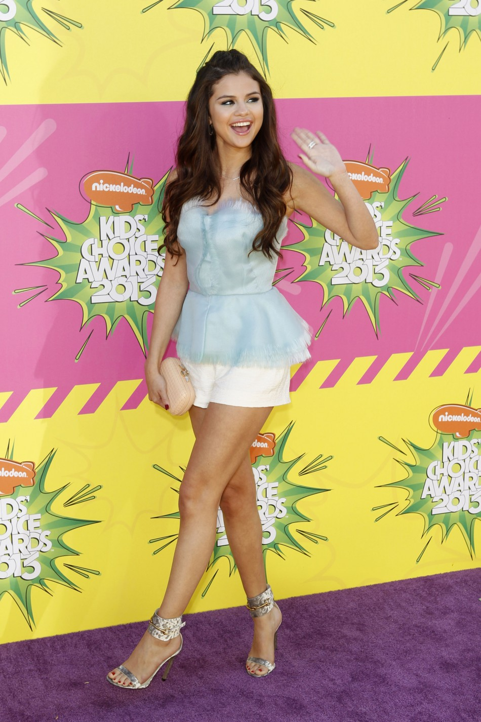 Selena Gomez Included in Glamours Best Dressed Gomezs Hottest Looks this 2013