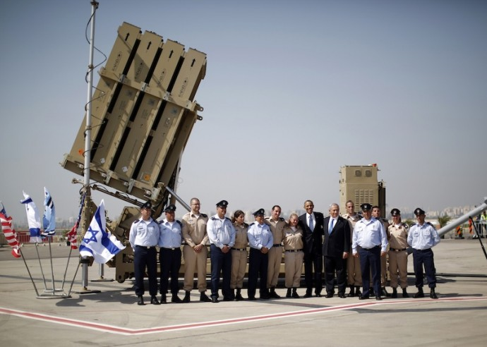 Operation Arid Viper bypassing Israel's Iron Dome
