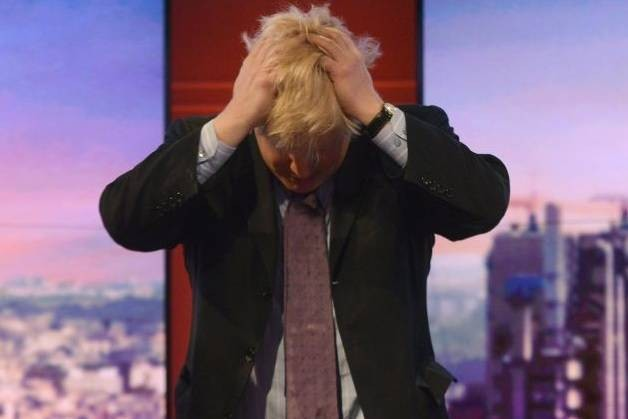 Boris Johnson grilled today over his personal integrity.