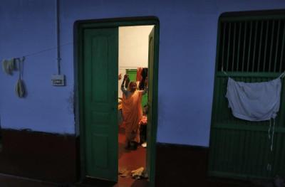 Vrindavan Holi widows
