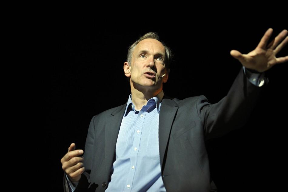 Sir Tim Berners-Lee Google Global Impact Challenge Judge