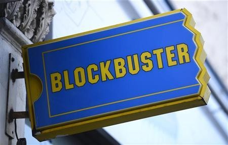 Blockbuster administration stores purchased jobs