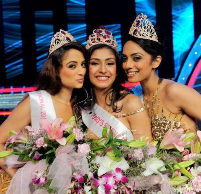 Femina Miss India 2013 winners
