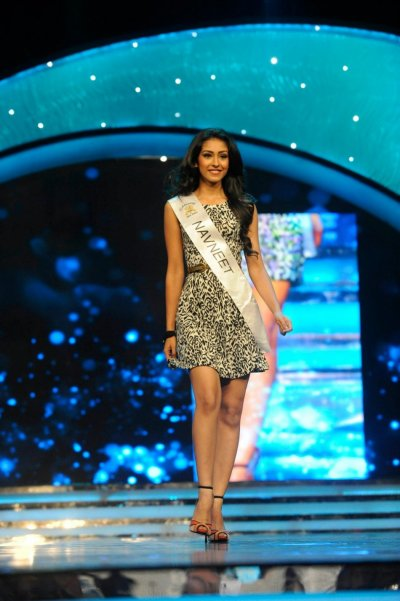 Navneet Kaur Dhillon is the new Ponds Femina Miss India
