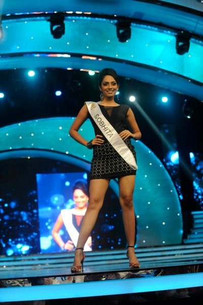 First runner-up of the contest was Vishakapatnams Sobhita Dhulipala