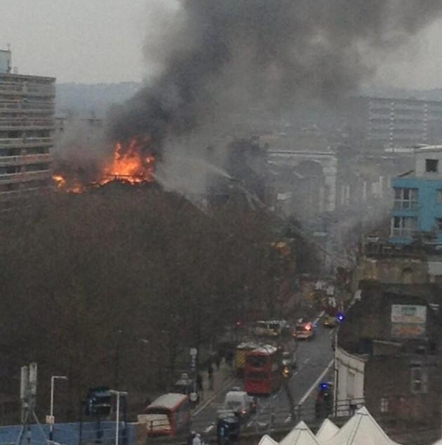 Southwark fire