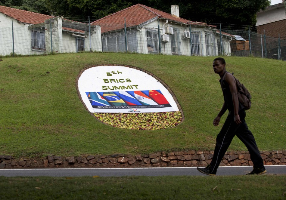 BRICS Summit in Durban