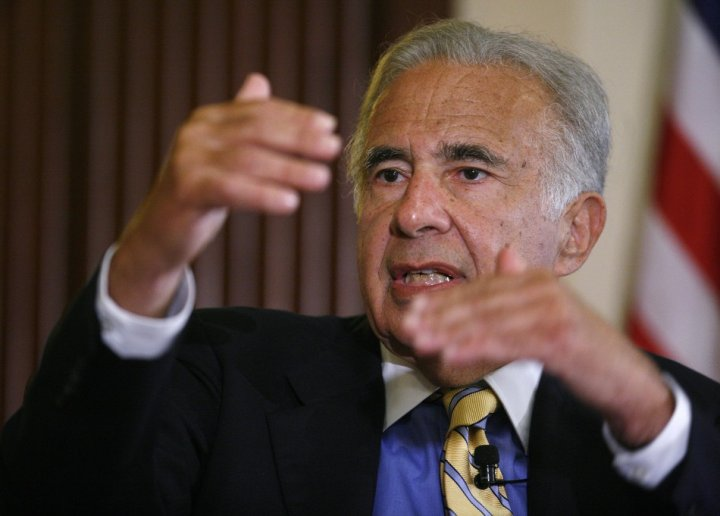 Dell Shareholder Carl Icahn