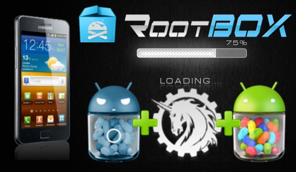 Update Galaxy S2 I9100G to Android 4.2.2 Jelly Bean via Vanilla RootBox v3.9.1 ROM [GUIDE]