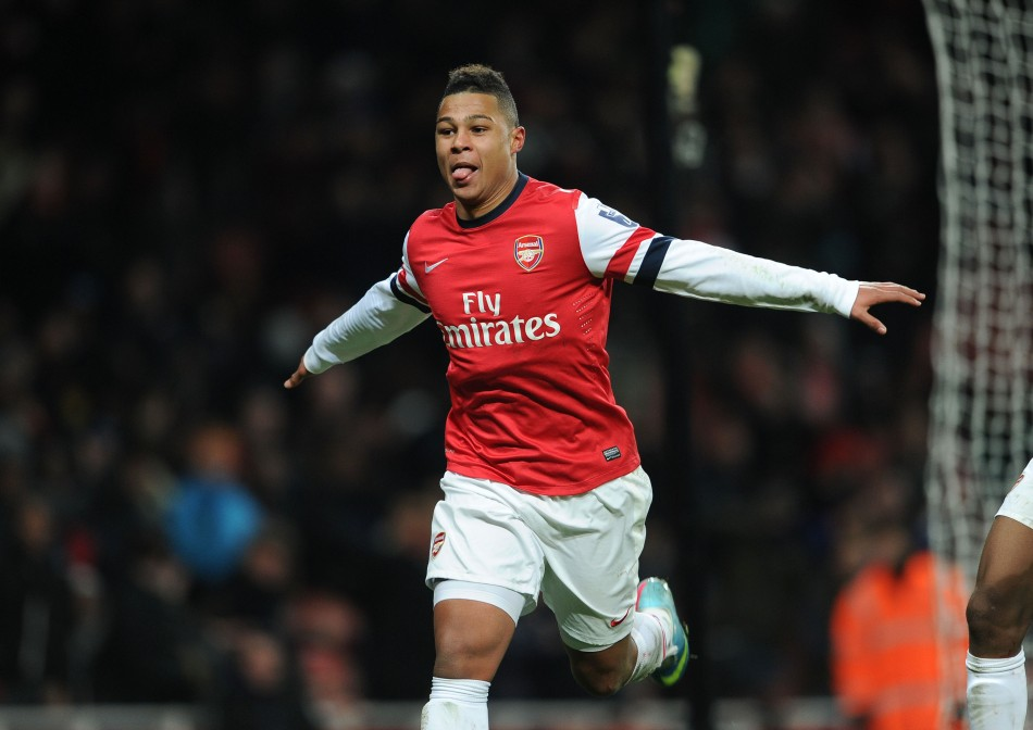 gnabry arsenal