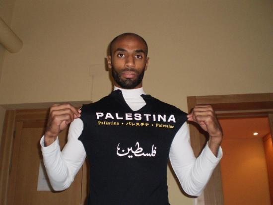 Pro-Palestine Footballers