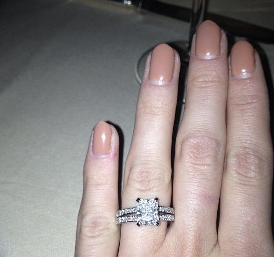Millie Mackintosh and Professor Green are engaged