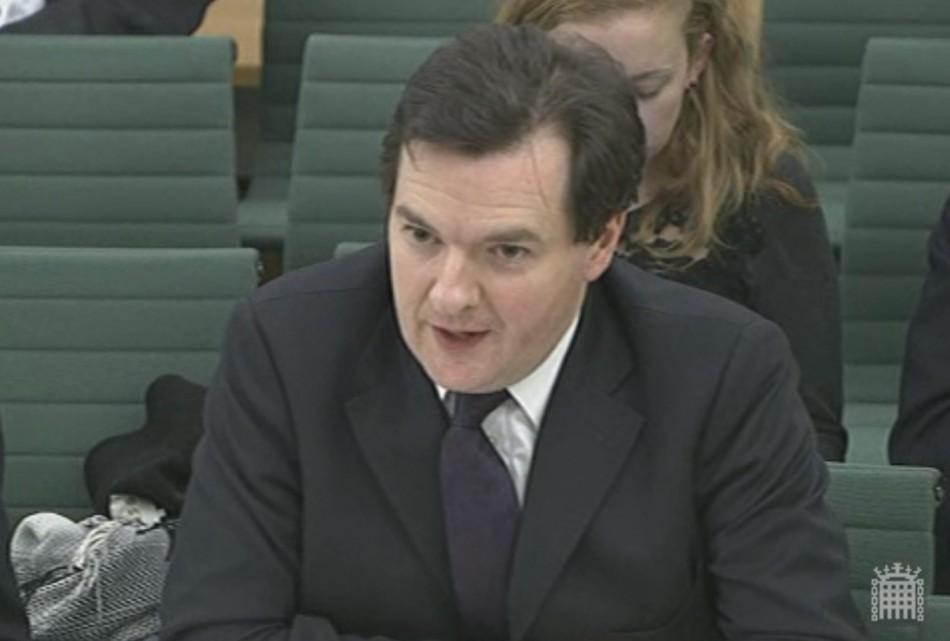 George Osborne TSC
