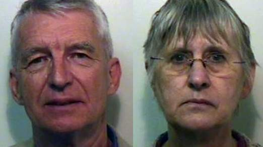 Michael Brewer and his former wife Hilary have been sentenced for sexually abusing Frances Andrade (GMP)