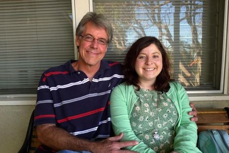 Rosie and Gary