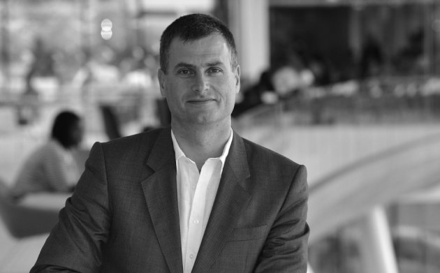 Ronan Dunne, CEO of O2 UK (Telefonica)