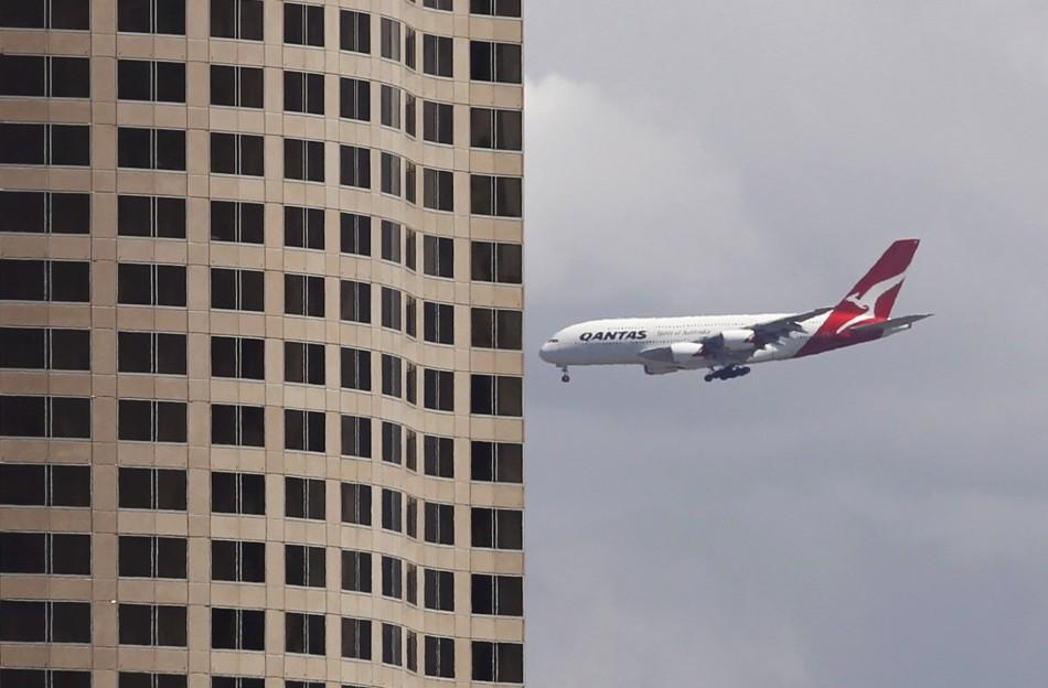 Qantas A-380