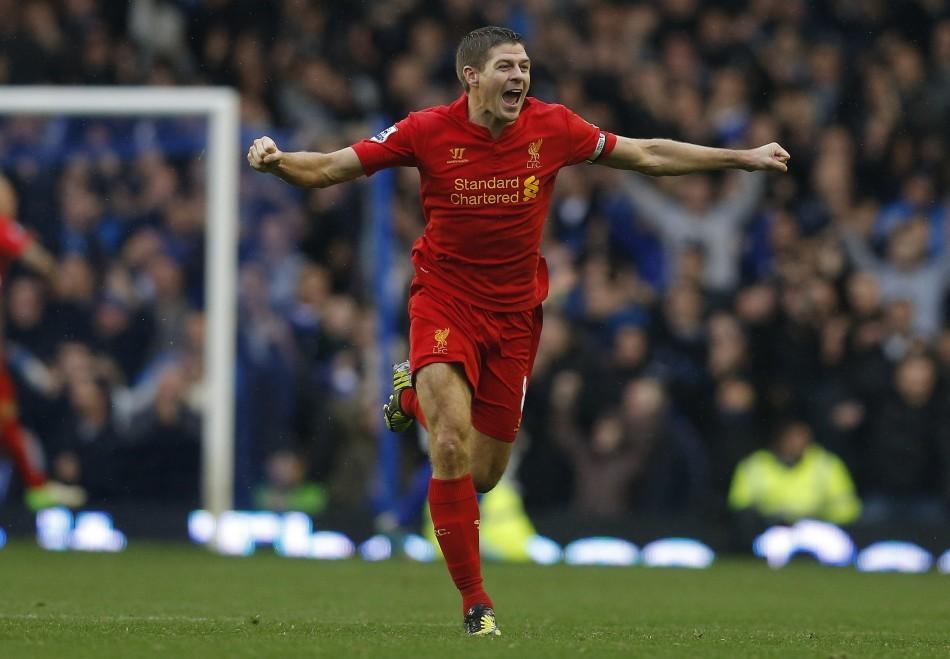 Steven Gerrard [Liverpool FC Captain]