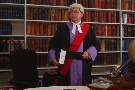 Judge Julian Lambert
