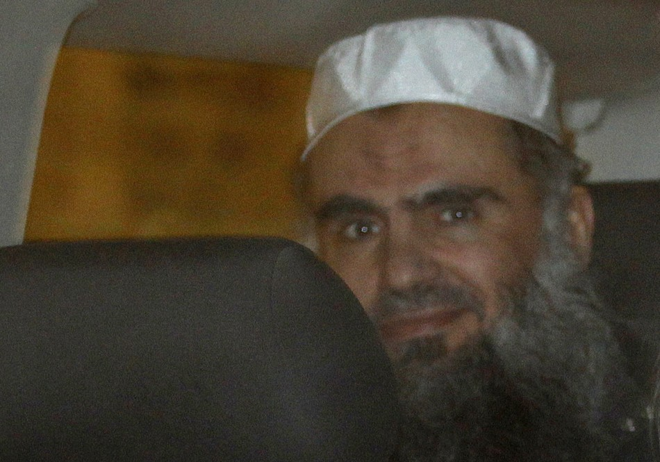 Abu Qatda has never been charged with a crime in the UK (Reuters)