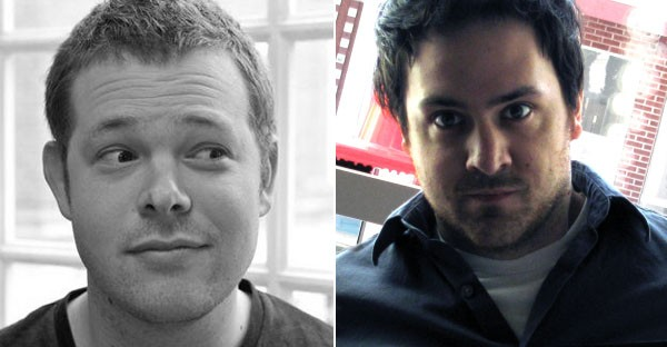 Mike Bithell and Richard Hofmeier