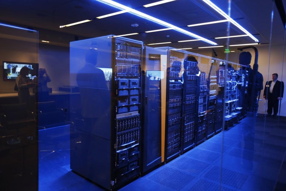 DNS Server Room