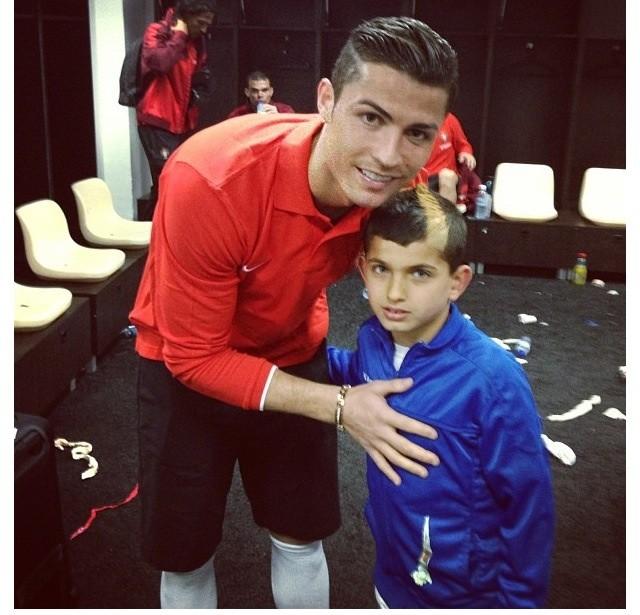 Cristiano Ronaldo fan