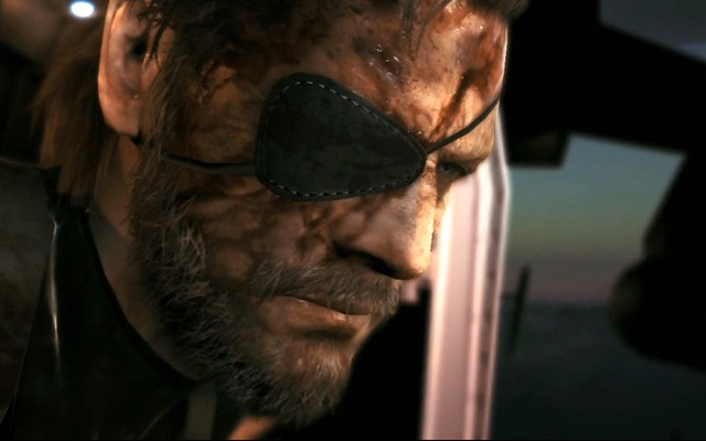 Metal Gear Solid 5: The Phantom Pain at GDC