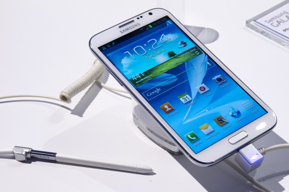 Samsung Galaxy S4 16GB UK pricing announced