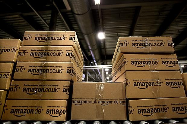 Amazon pile stock high and sell cheaper than most