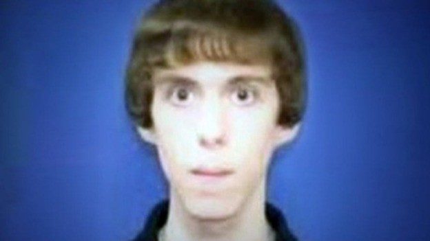 Adam Lanza shot himself after the massacre (NBC)