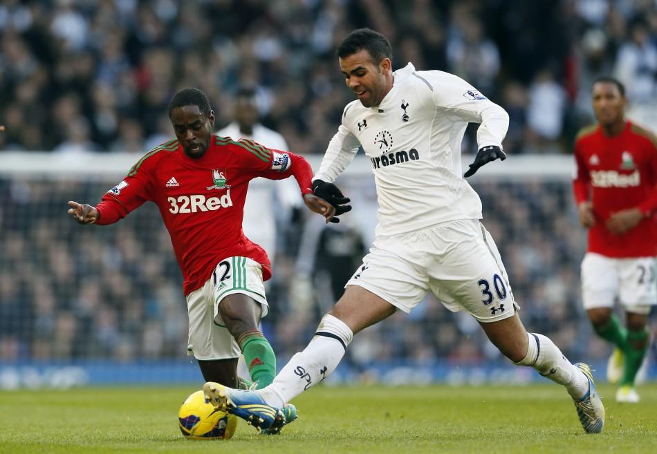 Tottenham v Swansea City