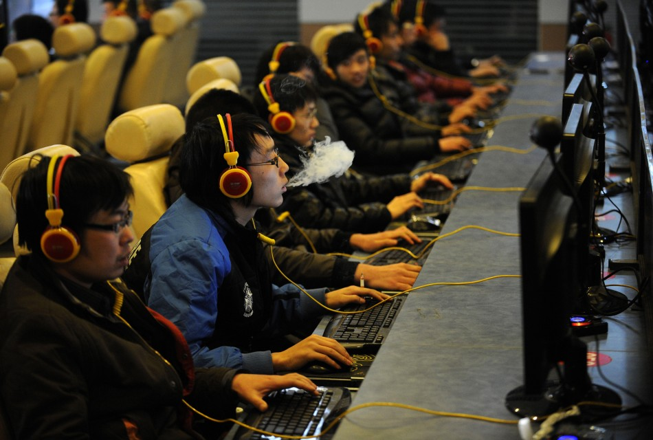 China Cyber Cafe
