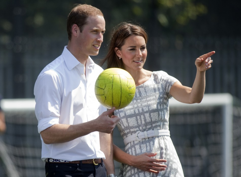 Kate Middleton and Prince William are expecting their first child in July