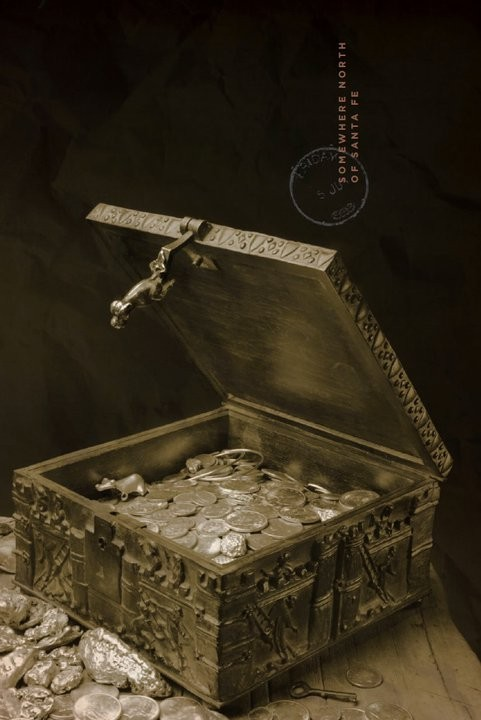 Forrest Fenn treasure chest