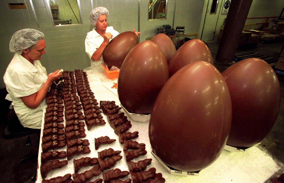 soaring cost of chocolate threatens to ruin easter 2015