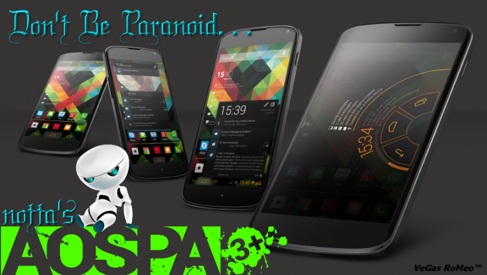 Install Android 4.2.2 Jelly Bean Update on Galaxy S2 I9100G with ParanoidAndroid 3.0 ROM [GUIDE]