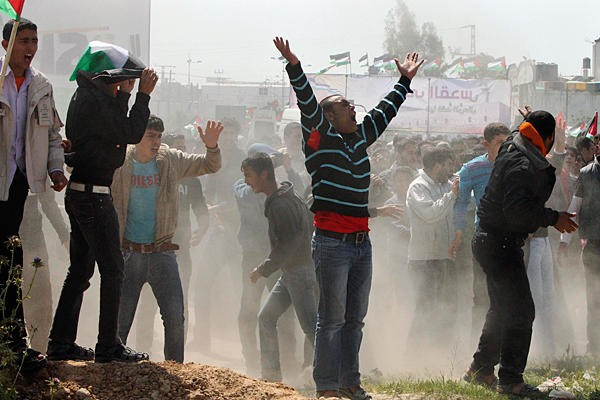 Land Day protests