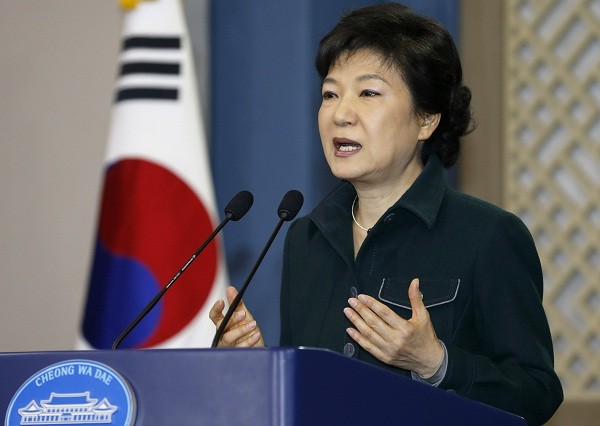 Park Geun-hye - President of South Korea