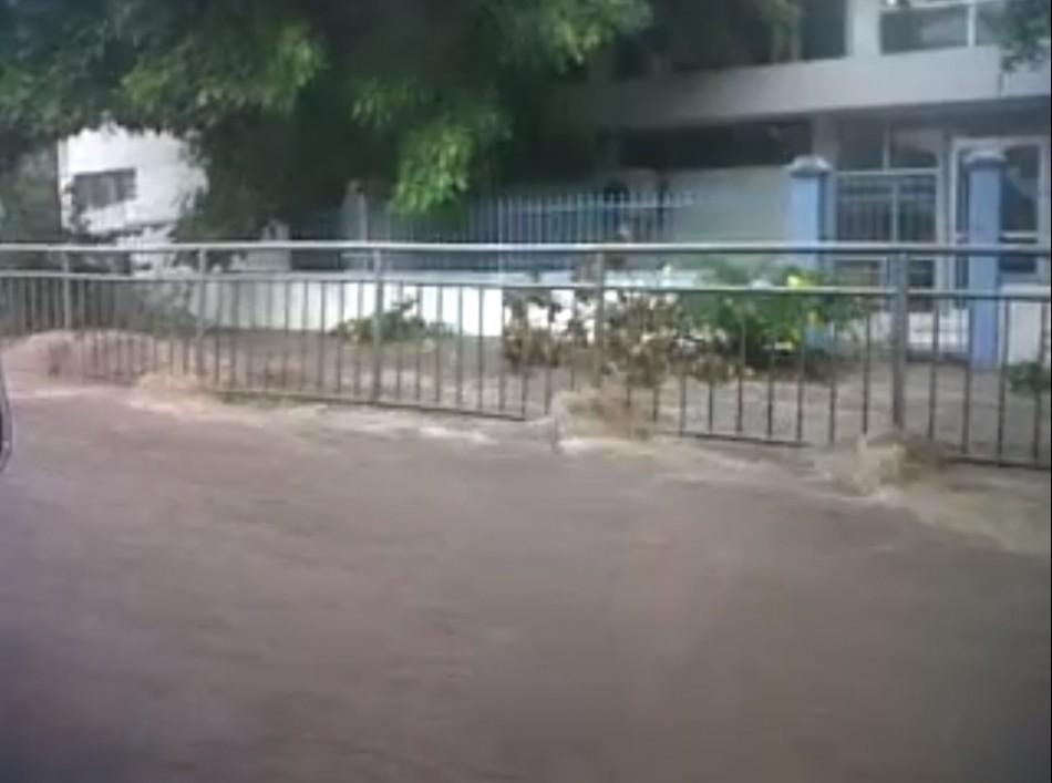Mauritius floods