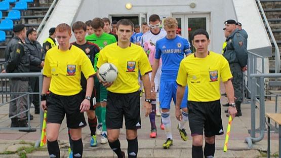 Chelsea NextGen Players