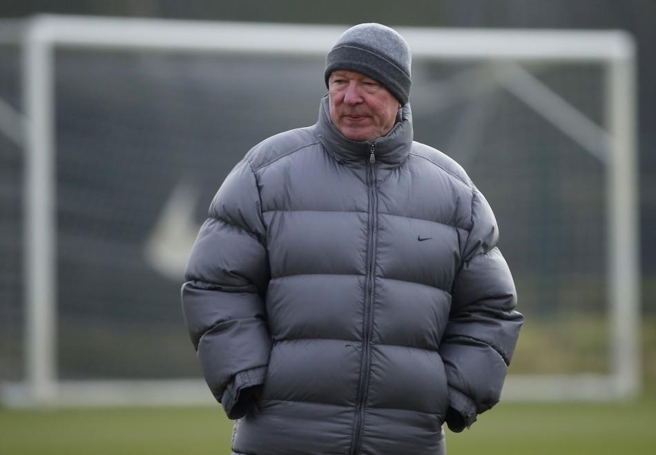 Sir Alex Ferguson is understood to be keen on Hayden White